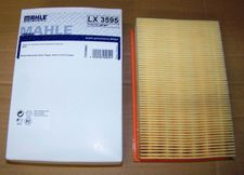 New Mahle OEM Air Filter For All Watercooled R1200/1250 Bikes