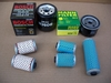Oil Filters, Crush Washers & Site Glasses