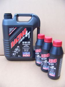 Oil & Oil Change Kits