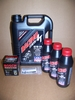 Oilhead R850/1100 (All) 10W50 Engine (Synthetic), Transmission & Final Drive (Synth) Oil Change Kit