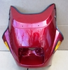 Pichler Uni-4 Fairing W Turn Signals, Red