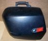 R1100/ 1150GS/ R  Left Side Saddlebag , Complete W/ Standard Lid