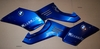 R1100/1150RS Left & Right Lower Fairing Panels, Pacific Blue