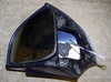 R1100/1150RT Left Mirror, Complete, Dark Blue Metallic