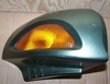 R1100/1150RT Left Mirror, Complete, Tundra Green