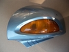 R1100/1150RT Left Mirror, Opal Blue