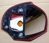 R1100/1150RT Right Mirror, Red, Complete