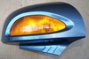R1100/1150RT Right Mirror, Titan Gray, Complete