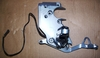 R1100GS Right Front Footpeg Plate W/ Peg, Brake Lever