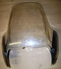 R1100GS Windshield, Clear