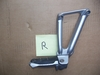 R1100S Right Rear Footpeg Mounting Plate W/Peg