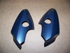 R1150R Headlight Mount Trim Cover Left & Right Side, Ferro