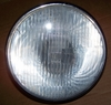 R1200C Chrome Headlight, Complete