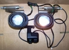 R1200C Fog Light Set W/ Handlebar Switch