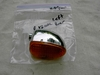 R1200C Right Front or Left Rear Chrome Turn Signal, Amber Lens