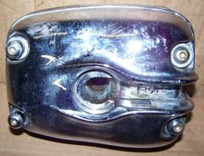 R1200C Right Side Chrome Valve Cover