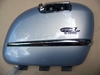 R1200CL Right Side Saddlebag Lid, Silver