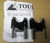 R1200GS (2004-2007 Only) Touratech Bar Risers, Black