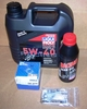 R1200GSW/ GSW ADV & R1200RTW 5W40 Engine & Final Drive Oil Change Kit (Synthetic)