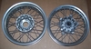 R1200R Classic Wire Wheel Set, Front & Rear, Silver
