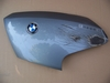 R1200RT (2005-2009) Left Side Lateral Front Panel, Granite Gray Metallic