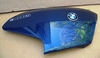 R1200RT (2005-2009) Right Side Lateral Front Panel, Biarritz Blue