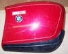 R1200RT/ST/R & K1200GT (After 2006) Right Side Bag Lid, Piedmont Red