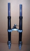 R1200S Front Forks W/Lower Bridge & Ball Joint W/8000 miles