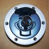 R850/1100/1150 & K12RS/GT Gas Filler Cap, Ferro, W/Key
