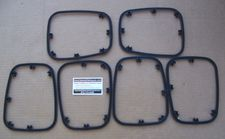 R850/1100/1150 & R1200C Outer Valve Cover Gaskets, Six-Pack, NEW