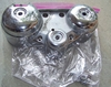 R850/1100/1150R Chrome Instrument Cover (Back), After 1/97 W/Chrome Screw Covers
