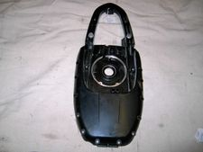 R850/1100 R/RT/RS/GS/S & R1150R/RT/RS/GS Front Engine Timing Cover, Black From 12/97 On