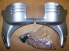 R850/1100R (Up to 1/'97) Instrument Covering Pieces, Left & Right