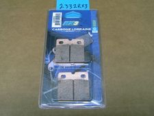 REAR: Carbone Lorraine Brake Pads 2332RX3