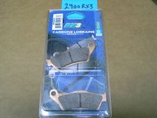 REAR: Carbone Lorraine Brake Pads 2900RX3