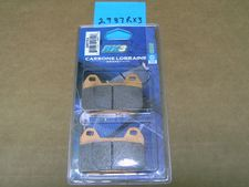 REAR: Carbone Lorraine Brake Pads 2987RX3
