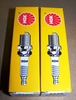 Set of 2 NGK DCPR8E  Spark Plugs for all F800  Bikes