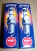 Set of 2 NGK DCPR8EIX Irridium Spark Plugs for all F800  Bikes