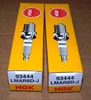 Set Of 2 NGK LMAR8D-J Spark Plugs For all 2013 & Later R1200 Water-Cooled Bikes