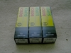 Set Of 3 New Bosch X5DC Spark Plugs For all 2V K-Bikes