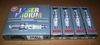 Set of 4 NGK KR9CI Laser Irridium Spark Plugs For All K1200S /R/ R-Sport/ GT (GT from 2006) & All K1300 Bikes