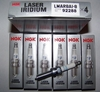 Set of 6 NGK LMAR8AI-8 Laser Iridium Spark Plugs For All K1600GT & K1600GTL Bikes