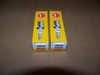 Set Of Two NGK DR8EB Spark Plugs For Dual Spark F650 Bikes From 2004 On & G650 Bikes