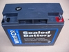 Westco AGM Sealed Battery, 12V/20AH For R850/1100/1150 & R1200C (All Years), R1200RT (2005-2013), K1200RS/GT/LT (All years), K1300GT,  K1600 (all), K75/100/1100 From 9/92, R65 (All Models), R80 Bikes From '84 On & All /5 Airheads