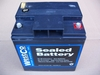 Westco AGM Sealed Battery, 12V/30AH For K75/100 2 Valve Bikes Up To 9/92 & /6 & /7 Airheads Plus All R100R Models
