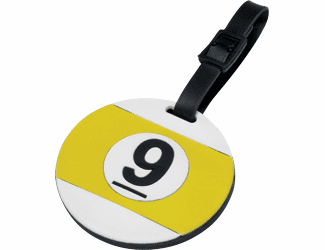 Case Tags - 9-Ball