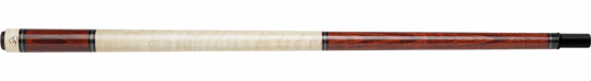Elite EP02 - Cherrywood with Ebony Pool Cue