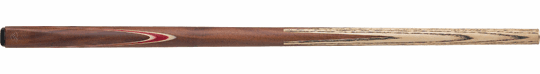 Elite Snooker Cue with Spliced Four Prong Acacia Butt