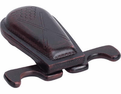 Leather Cue Holder - 2 Cue