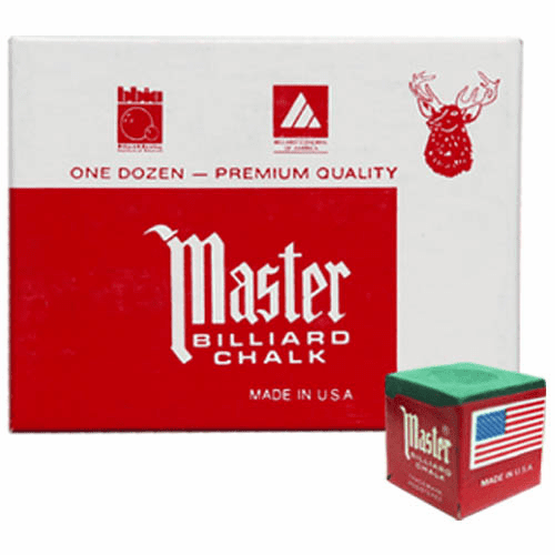 Master Chalk-Box of 12 Cubes
